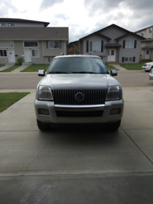 2008 Mercury Mountaineer SUV for sale