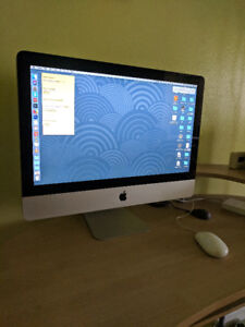 Mint iMac 2010, 3.2 GHz i3, 12 RAM, 2TB HDD for sale