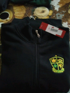 Bishop Ryan school cardigan