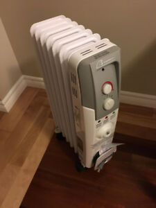 Moving Sale - Electric Oil Filled Heater