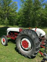 Ford Ferguson 9N Tractor