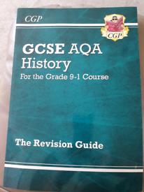 GCSE AQA History 9-1