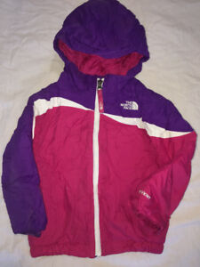 THE NORTH FACE PURPLE 550 DOWN FALL/WINTER JACKET 3T