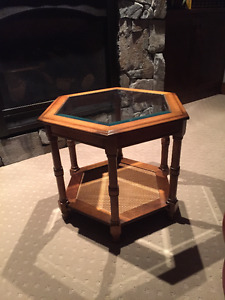 Two End Tables - Invermere