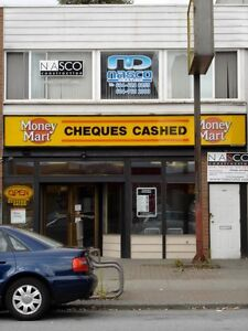 North Vancouver - Retail Opportunity (Lonsdale / 3rd West)