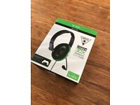 Ear Force Recon 30X Chat Headphones for Xbox One. Brand New