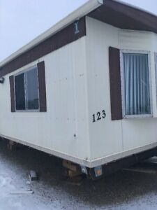 TRADE MOBILE HOMES FOR TRUCKS OF EQUAL VALUE