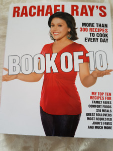 "RACHAEL RAY'S ""Book of 10"""