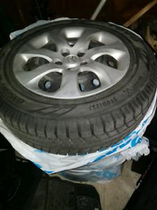 Winter Tires 205 35 R16