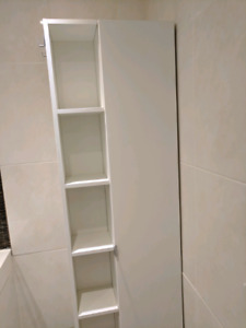 Ikea bathroom storage