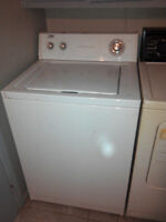 Washer, dryer for sale
