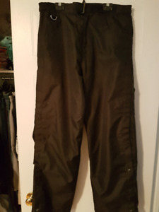Pantalon de moto en Cordura water proof Gr. 32 (fait grand)