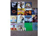 Vinyl 45s various