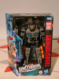 Transformers Earthrise Fasttrack Brand New