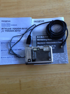 Olympus Stylus Tough 8010 Digital Camera Underwater 14.0 MP