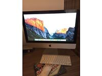 "2011 iMac 21.5"" i5 quad core 2.5ghz 4gb DDR3"
