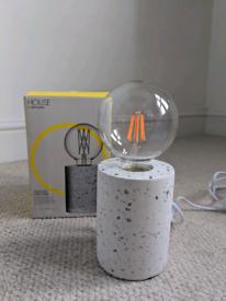 John Lewis Terrazzo Table Lamp - £10