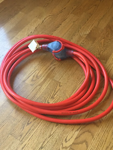 25 ft. 30 amp Power Cord
