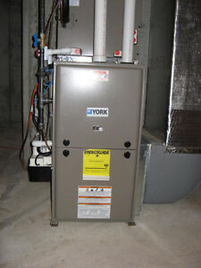 High Performance Furnace & A/C Upgrade