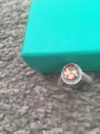 Ring size L