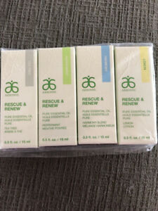 Arbonne Essential Oils