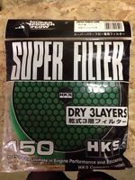 HKS replacement filter