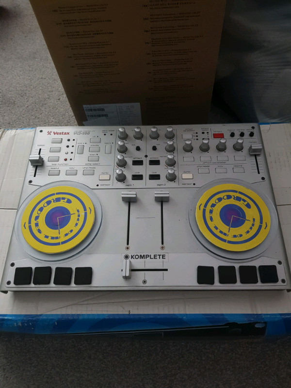 Vestax VCI-100 usb midi controller VCI-100 | in Coventry, West Midlands |  Gumtree