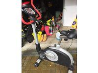 Runtec exercise bike (clothes horse)