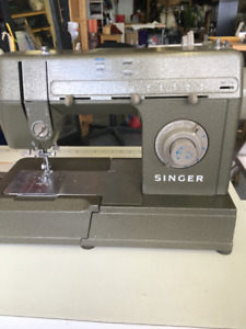 Beautiful Singer home sewing machine