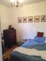 2 Mile End Rooms for June 1st $550 (furnished & all incl)