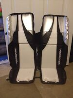 New goalie pads 28""