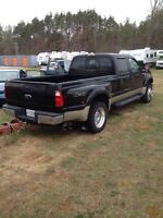2008 Ford F450. Mechanics special