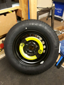 Pirelli Spare Tire (Donut) VW Jetta - 195/65R15 - Never Used!