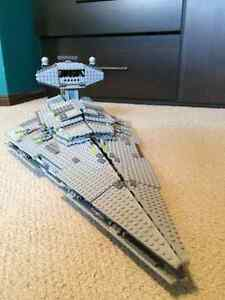 Lego Star Wars Imperial Star Destroyer 6211 100% Complete Edmonton Edmonton Area image 2
