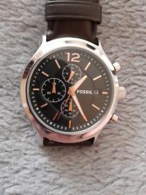 Men's Fossil watch BQ2277
