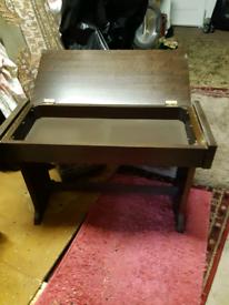 Organ , piano stool