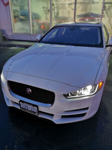 2018 Jaguar XE 25tAWD lease takeover