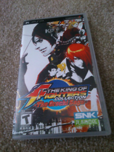 KOF - King of Fighters PSP [Collection]  -