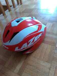 Casque velo triathlon
