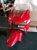Complete set of OEM Fairings for 1998-2001 Honda VFR 800