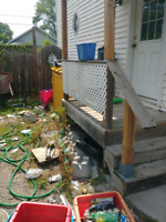 In need of a wheelchair ramp built