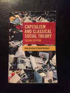 Capitalism and Classical Social Theory: Second Edition