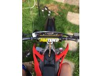 CRF 450r today/tonight only £1000