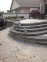 Interlocking driveways and patios