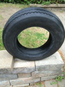 pneu remorque