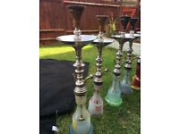 8 Shisha Kalel mamon original for £80 if you want one or two for £13