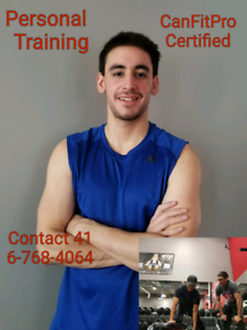 Personal trainer in Markham