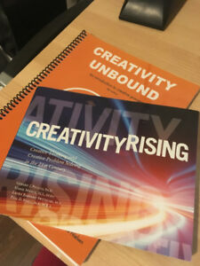 Creativity Unbound and Creativity Rising Book Package