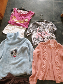 girls clothes age 9/10 from non smoking home