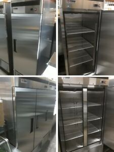 Sandwich coolers, Pizza prep tables, back bar coolers for Sale